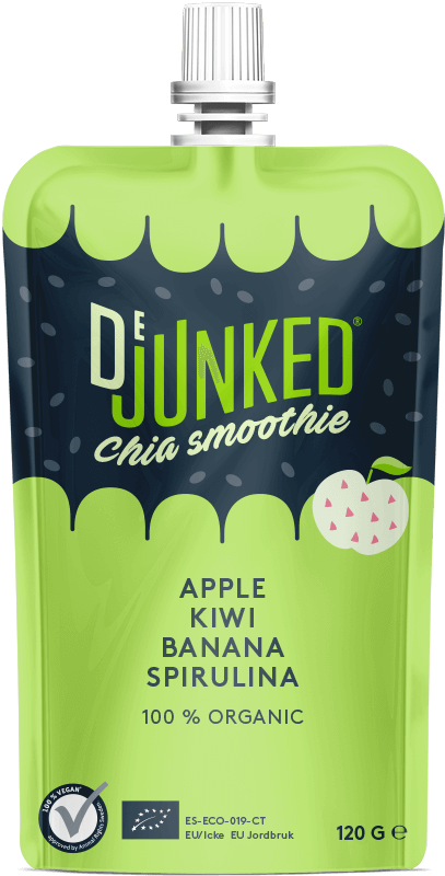 dejunked apple