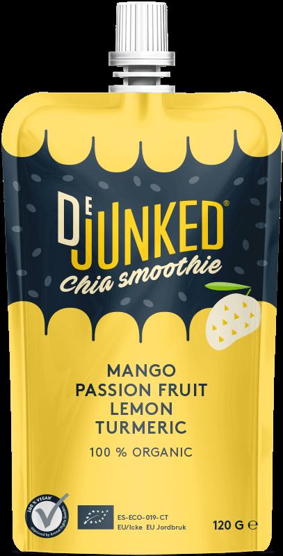 dejunked mango